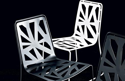 Esedra Collection chairs